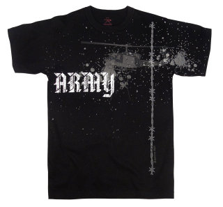 Rothco Vintage Army Helicopter T-Shirt-