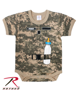 Rothco Soldier Infant One-Piece-