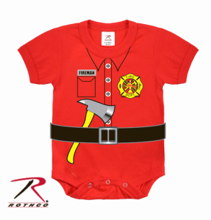 Rothco Infant Fireman One-piece-