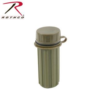 670_Rothco Waterproof Match Box-Rothco