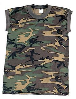 Rothco Woodland Camo Muscle Shirt-