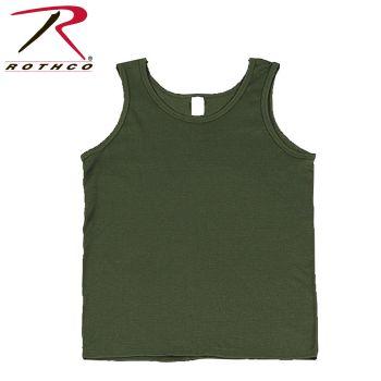 6711 Rothco Tank Top / Olive Drab