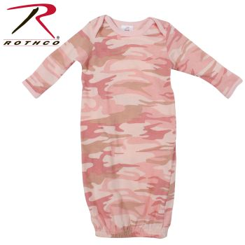 Rothco Infant Long Sleeve Camo One-Piece Sleeper-