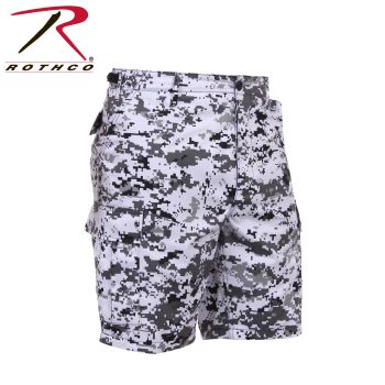 Rothco Digital Camo BDU Shorts-