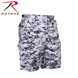 Rothco Digital Camo BDU Shorts-