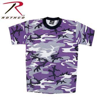 Rothco Kids Camo T-Shirts-