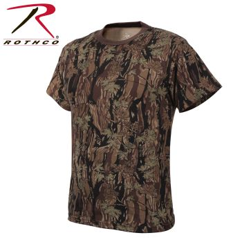Rothco Colored Camo T-Shirts-13927-Rothco