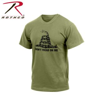 Rothco Dont Tread On Me Vintage T-Shirt-
