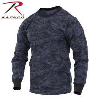 Rothco Long Sleeve Digital Camo T-Shirt-