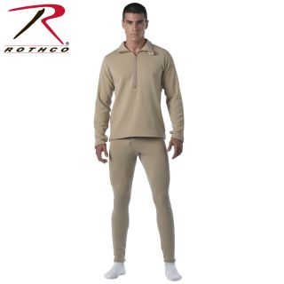 69025_Rothco ECWCS Gen III Mid-Weight Underwear Bottoms (Level II)-