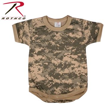 Rothco Infant Camo One-piece-