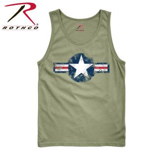 Rothco Vintage Air Corps Tank Top-