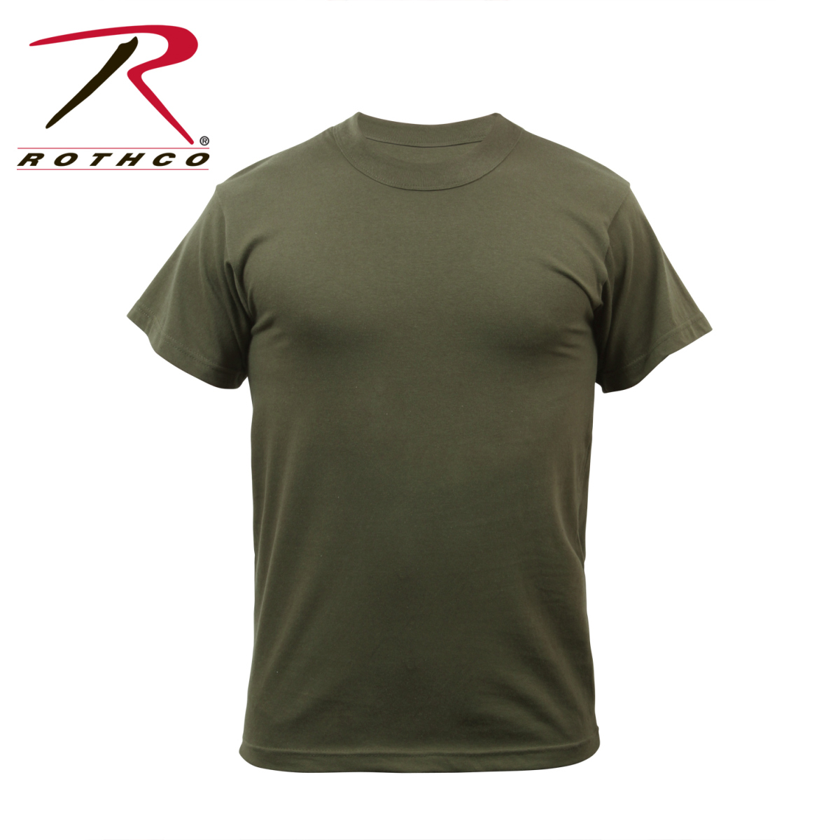 Buy Rothco Solid Color Polycotton Military T Shirt Rothco Online
