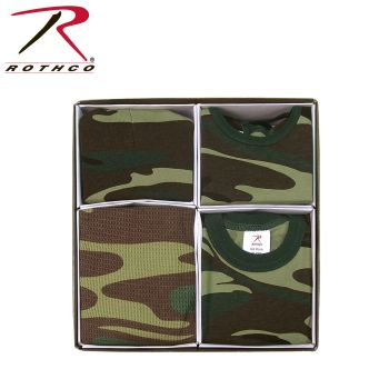 Rothco Infant 4 Piece Camo Boxed Gift Set-Rothco