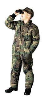 Rothco Kids Insulated Coverall-Rothco
