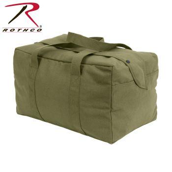 Rothco Canvas Small Parachute Cargo Bag-