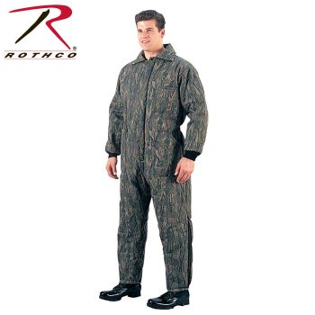 7036 Smokey Branch Insulated Coveralls-Rothco