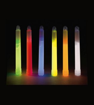Rothco Glow In The Dark Chemical Lightsticks-Rothco