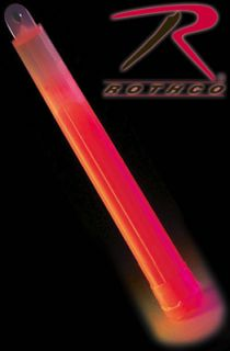 Rothco Glow In The Dark Chemical Lightsticks-