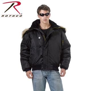 Rothco N-2B Flight Jacket-Rothco
