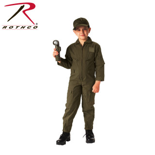 Rothco Kids Air Force Type Flightsuit-Rothco