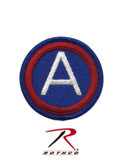 Rothco Patch - 3rd Army-