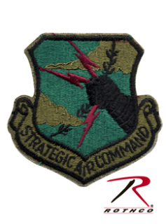 Rothco Strategic Air Command Patch-