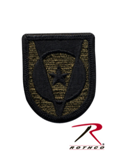 Rothco 5th Transportation Command Patch-