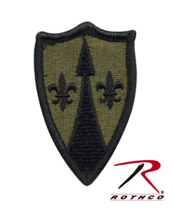 Rothco Patch - US Theater Army Spt CMD Europe-