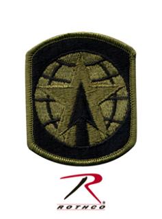 72138_Rothco 16th Military Police Brigade Patch-