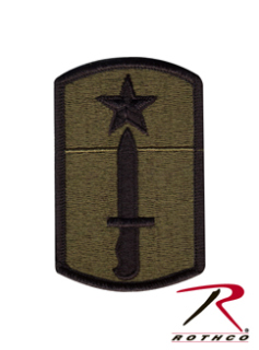 Rothco Patch - 205th Infantry Brigade-