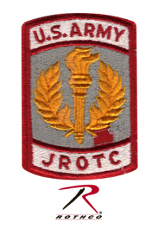 72148_Rothco Patch - US Army JROTC-