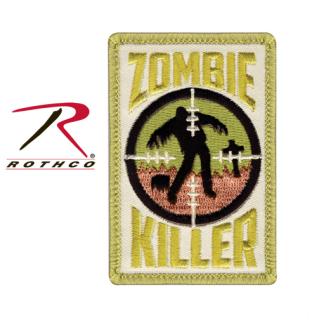 72184_Rothco Zombie Killer Morale Patch-
