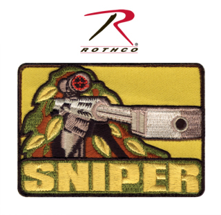 Rothco Sniper Morale Patch-