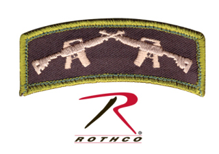 Rothco Crossed Rifles Morale Patch-