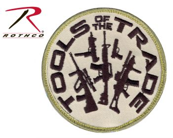 Rothco Tools Of The Trade Morale Patch-