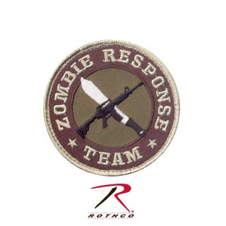 Rothco Zombie Response Team Morale Patch-
