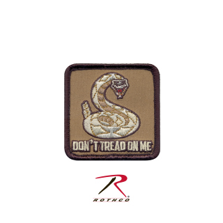 Rothco Dont Tread On Me Morale Patch-