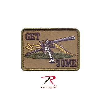 Rothco Get Some Morale Patch-
