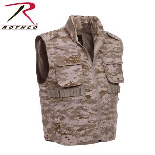 72552 Rothco Ranger Vest - Desert Digital Camo