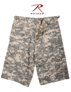 7269 Rothco Longer Style Bdu Short - Acu Digital