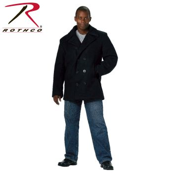 Rothco US Navy Type Pea Coat-Rothco