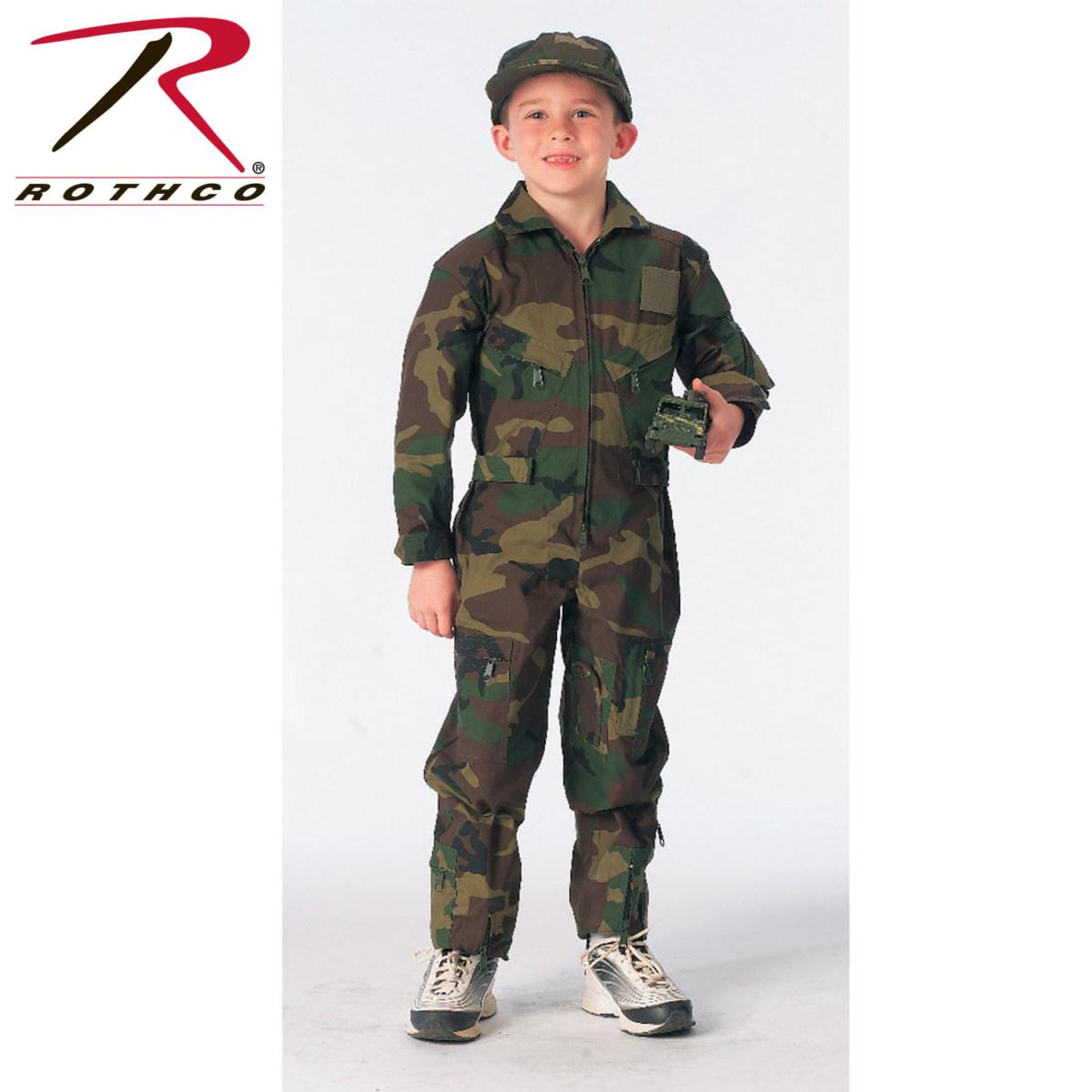Childrens Flightsuits