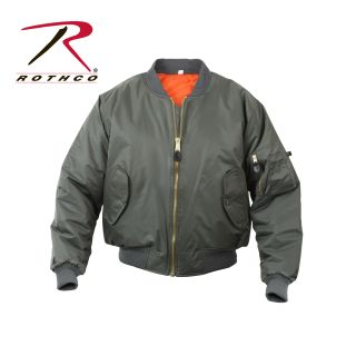 Rothco Kids MA-1 Flight Jackets-Rothco