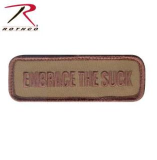 Rothco Embrace The Suck Morale Patch-