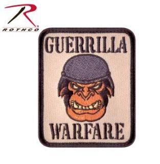 Rothco Guerrilla Warfare Morale Patch-