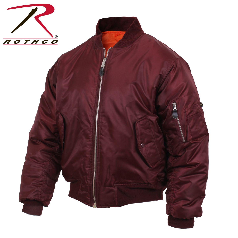 Rothco MA-1 Flight Jacket-Rothco