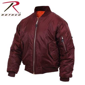 7327_Rothco MA-1 Flight Jacket-