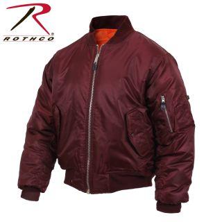 7337_Rothco MA-1 Flight Jacket-
