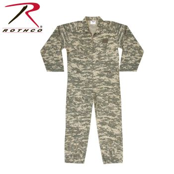 7414 Army Digital Camo Flightsuit